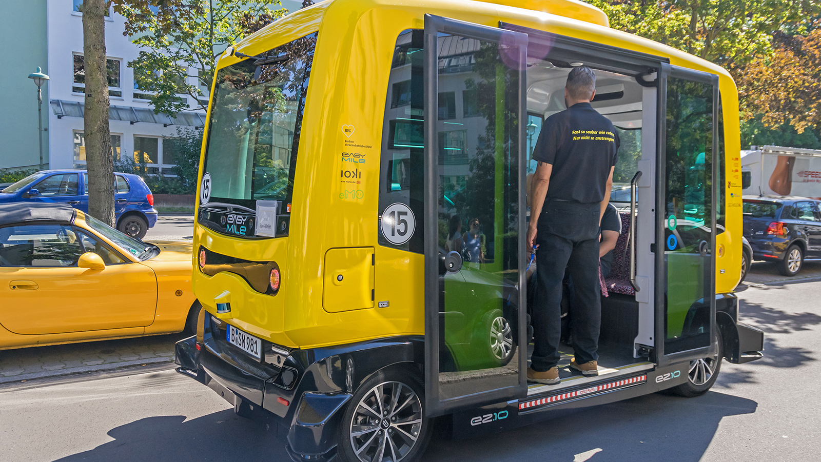 Background: The transition towards automated and connected driving in Germany