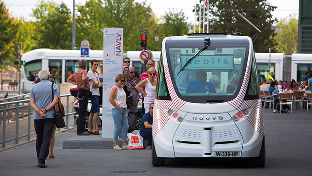 Why Keolis is supporting the citizens debate on driverless mobility