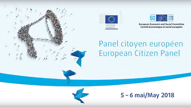 Citizens' panel on the future of Europe
